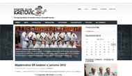 Official site of Karate Klub Kretovic